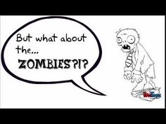 Active and Passive Voice and Zombies