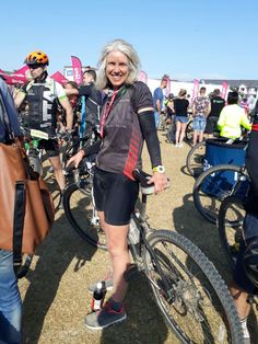 Due to a dodgy knee which once again hates me running is not an option at the moment so i am back on my bike and what fun i have been having. There is nothing quite like racing down the hills with…
