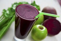 It's normal to feel the effects of constant stress and physical strain. Discover four smoothies that help fight stress, depression, and fatigue. Detox Diet Drinks, Detox Juice Recipes, Juice Cleanse, Detox Juices, Cleanse Recipes, Cleanse Detox, Healthy Detox, Healthy Smoothies, Healthy Drinks