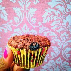 Fa's Fab Sugar Free Oatmeal Muffin