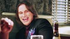 OUAT Bloopers Gifs 5 { Robert Carlyle & Emilie de Ravin