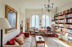 Skeppsholmen Fastighetsmäkleri Sotheby's International Realty - Ljus, klassisk och högt belägen våning