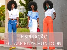 O Estilo da Folake Kuye Huntoon