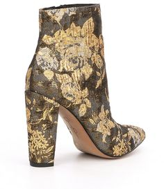Shop for Jessica Simpson Teddi Floral Brocade Ankle Boots at Dillards.com. Visit Dillards.com to find clothing, accessories, shoes, cosmetics & more. The Style of Your Life.