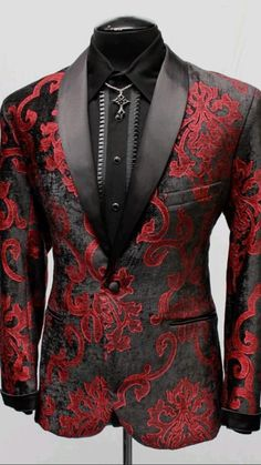 Mens Fashion Suits, Mens Suits, Casual Mode, Mode Costume, Designer Suits For Men, Gothic Outfits, Gothic Fashion, Style Fashion, Fashion Ideas