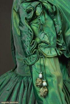 1840's Shot Silk