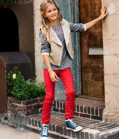 H Kids Winter 2013 Clothing for Girls