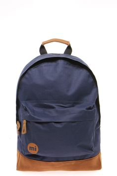 Mi-Pc Navy Backpack £20.00 > www.boohoo.com