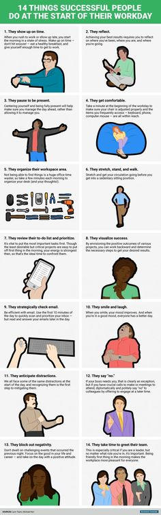 BI_Graphic 14 things successful people do in the morning