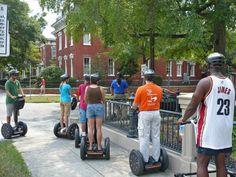 Segway Tours in Wilmington
