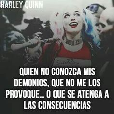 Harley Quinn, Joker And Harley, Tumblr Quotes, Sad Quotes, Life Quotes, Funny Spanish Memes, Spanish Quotes, Jokes And Riddles, Motivational Phrases