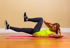 Exercises For Side Abs
