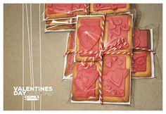 #valentines #day #love #chocolate #cookies