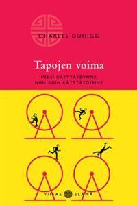 Tapojen voima - Tekijä: Charles Duhigg - ISBN: 9522602892 - Hinta: 21,40 €