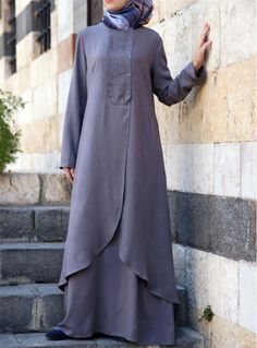 "Comfy and modest! coudn't ask for more! :)   SHUKR ""Pinspiration"""