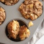 Healthy Apple Oatmeal Muffins Recipe - Cookie and Kate