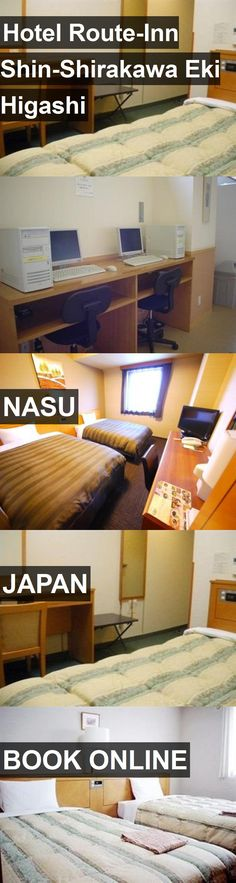 Hotel Hotel Route-Inn Shin-Shirakawa Eki Higashi in Nasu, Japan. For more information, photos, reviews and best prices please follow the link. #Japan #Nasu #hotel #travel #vacation