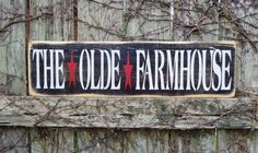 THE OLDE FARMHOUSE.....Rustic Reclaimed Wood by MSVUniqueCreations