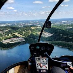 Helicopter ride over Table Rock Lake. Thanks to our Instagram friend rickydeleon25 for sharing!