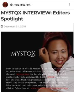 Thanks Rebirth Magazine for the interview!  Pre-order Book / BARED video  www.mystqx.com/bared  Check out her interview-- as she reveals… Order Book, The Book, Love Her, Writer, Interview, Thankful, Author, Magazine, Check