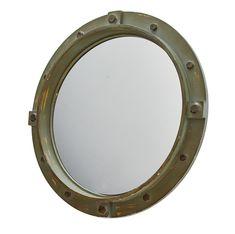 Airplane Cargo Mirror Aviation Decor, Airplane Decor, Cargo Aircraft, Bedroom Themes, Green Colors, Mirror, Bathroom, Decoration, Design
