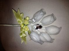 Rachetti Net Favours by youcraftymare on Etsy, $7.25
