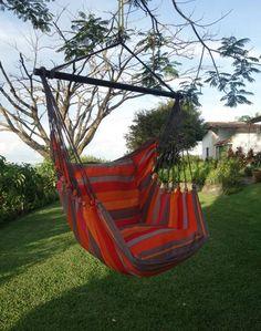 Hanging Hammock Chair - Sol Mate – Flora Decor