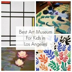 LACMA for kids