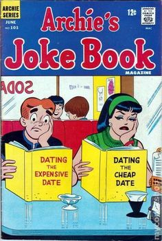 Archie's Joke Book. ha -I still have this one.
