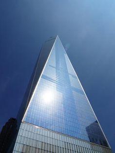 World Trade Centre, NYC.