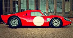 This 1964 Porsche 904 GTS has seen significant international race success in its long life, it was bought new by race outfit Scuderia Filipinetti in...