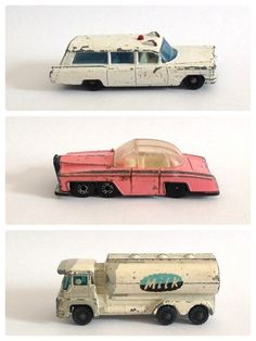 Great old toy   I still have the ambulance!
