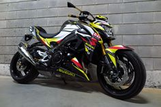 Suzuki GSX-S 1000 Supercross