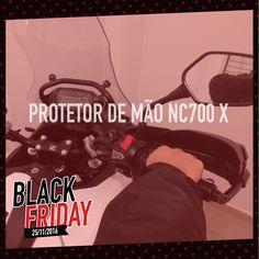 Protetor de Mão #Honda #NC700 #CB500 #NC750