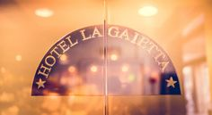 Hotel La Gaietta Millesimo Hotel La Gaietta is located in the heart of the village of Millesimo in Liguria. It offers air-conditioned rooms with a balcony overlooking the village.  Rooms at the Gaietta have private bathroom, mini bar and satellite pay TV.