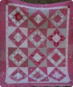 French General Rouenneries star Quilt