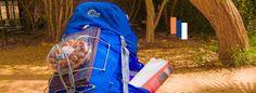 Ausrüstung beim Trekking auf dem Israel National Trail