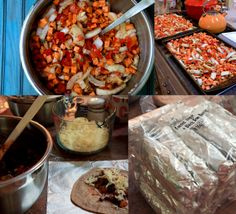 Roasted Veggie, Sweet Potato and Black Bean Burritos - Freezer meal ** This is really good!  I would highly recommend and it makes a very easy meal to just pull from the freezer for lunches or dinner.