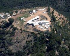 NOTÍCIAS SOBRE AVIAÇÃO AVIATION NEWS: Americana constrói casa dos sonhos com pedaços de avião