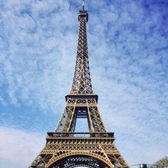 #에펠탑 #파리 #프랑스 #여행 #아이폰6    by jinjully_ Eiffel_Tower #France