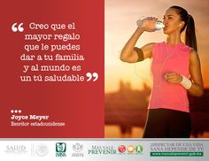 ¡La salud es primero!