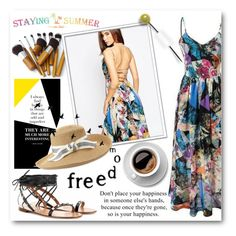 """""""Staying summer 20"""" by tanja133 ❤ liked on Polyvore featuring Eric Javits"""