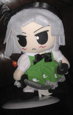 Fumo Fumo Plush Series 14 Kochiya Sanae Plush doll Soft Toys No TouHou Project