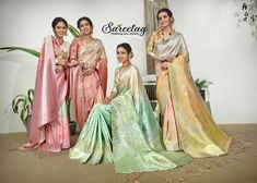 How to drape a saree for a wedding or any occasion Saree Collection, Designer Collection, Bridal Sarees Online, Bridesmaid Dresses, Wedding Dresses, Indian Sarees, Sari, Designer Sarees, Stylish