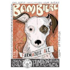 Jolly Pumpkin Artisan Ales Bam Biére | Beer Recipe | American Homebrewers Association Homebrew Recipes, Beer Recipes, Beer Brewing, Home Brewing, Clone Recipe, Farmhouse Ale, What Recipe, All Beer