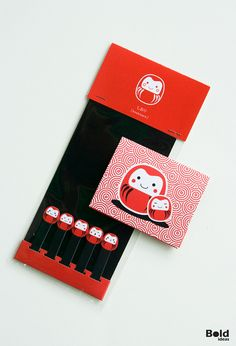 https://www.behance.net/gallery/Stationery-Design-Daruma-Collection/328545