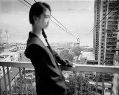 CHONGQING CITY   Fashion Story 01 by Matthieu Belin, via Behance