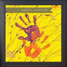Sandra Lee #Hands4Habitat Handprints for Valspar Paint
