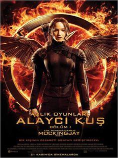 Açlık Oyunları : Alaycı Kuş Bölüm 1 - The Hunger Games: Mockingjay - Part 1