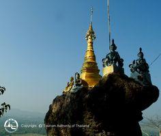 Phra That Doi Hin Kiu